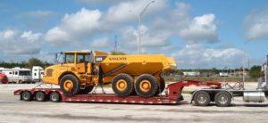 Articulated Dump Truck Shipping