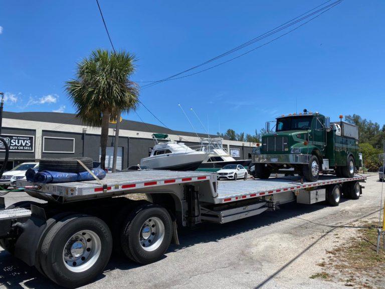 peterbilt 330 truck