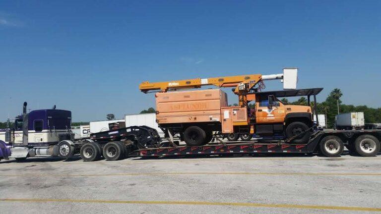 Asplundh Truck