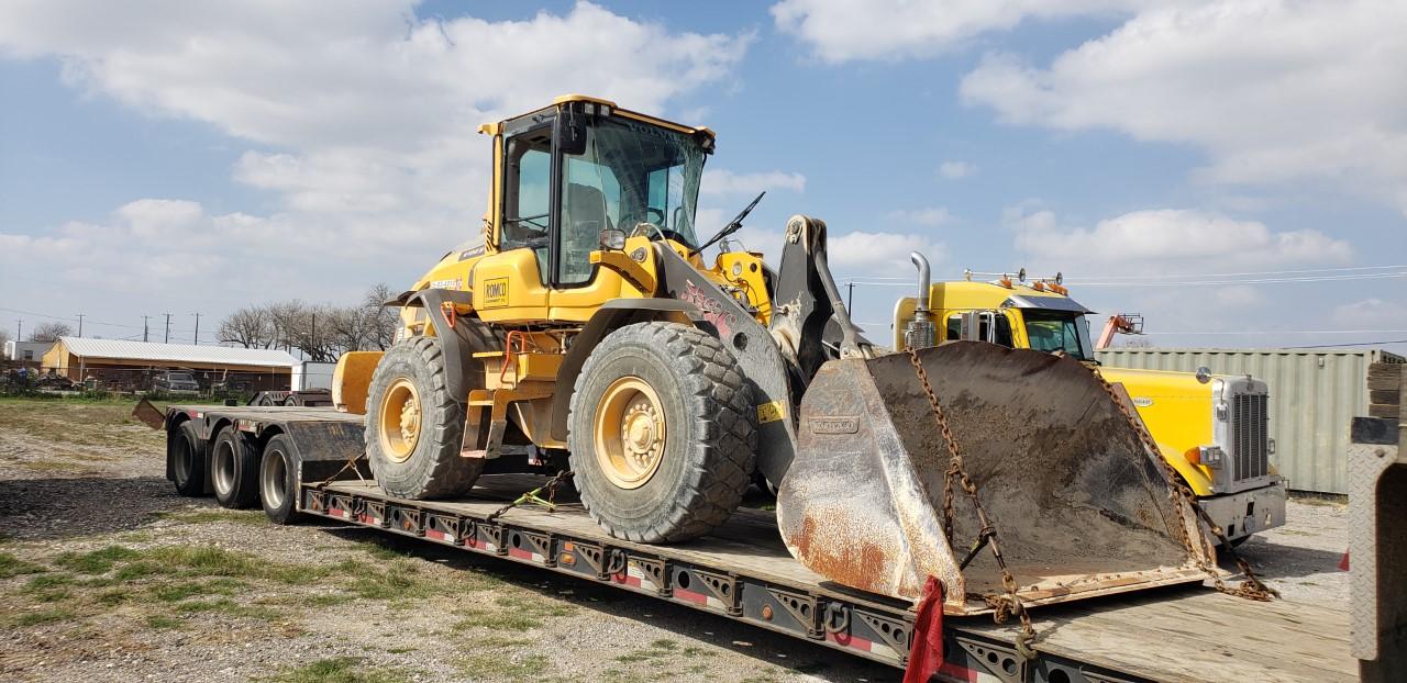 wheel loader heavy haulers