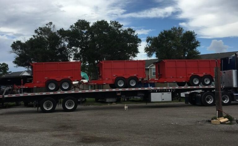 3 Odell Trailers