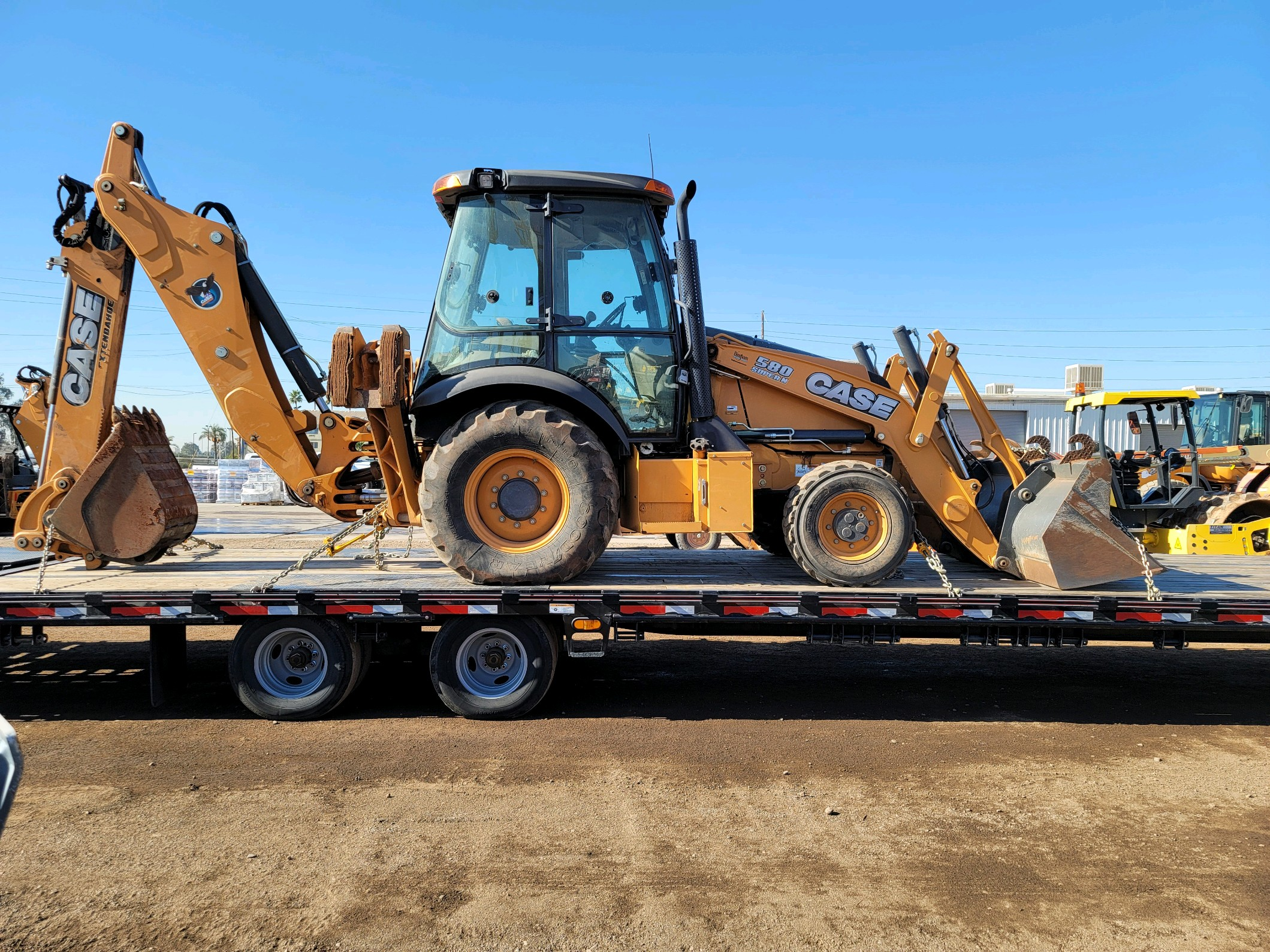 Tips to Shipping a Backhoe