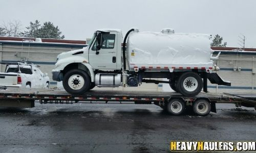 Heavy Haulers Freight Shipping