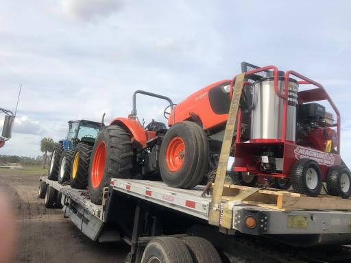 Shipping a Kubota in Michigan