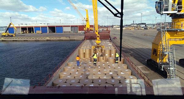 Break Bulk Cargo Shipping Services | Heavy Haulers