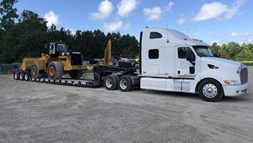 Caterpillar 938F Wheel Loader Transported Intrastate