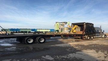 Skid shipping in Delaware