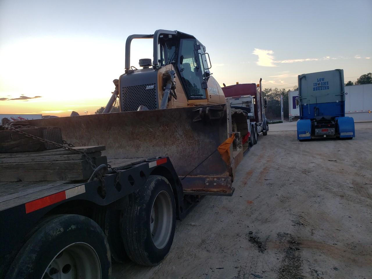 Alabama bulldozer transport