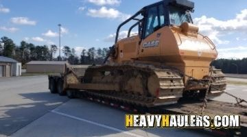 Dozer shipping in Oklahoma