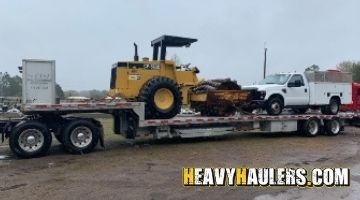 Shipping a compactor in Mississippi