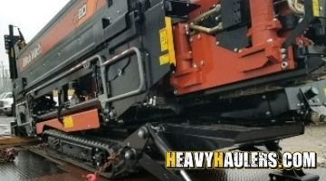 Shipping a Ditch Witch JT20 directional drill