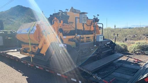 Paver transport in Kansas
