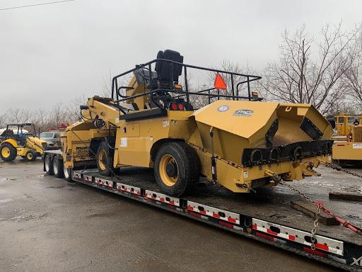 Kansas construction equipment transport