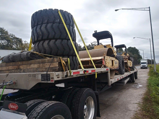 Shipping a roller in Oklahoma