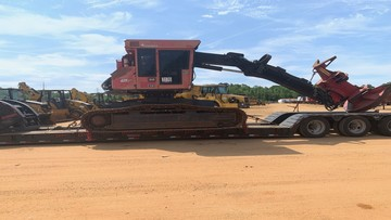 Shipping a valmet from Alabama
