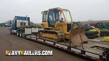 Excavator Transport