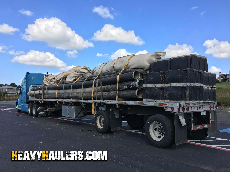Dredging Equipment Shipping | Heavy Haulers | (800) 908-6206