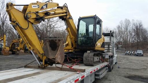 Caterpillar 307C SB Midi Excavator