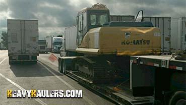 Tennessee excavator transport