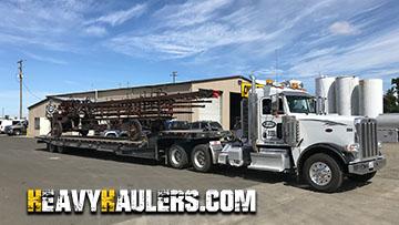 Shipping an American La France fire truck