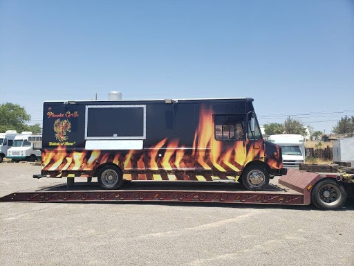 Food truck shipping in Nevada