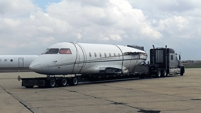 Plane Transport