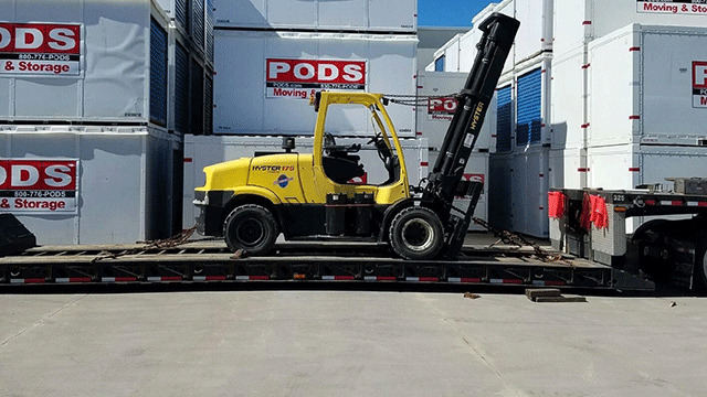 Shipping Hyster 175FT Forklift
