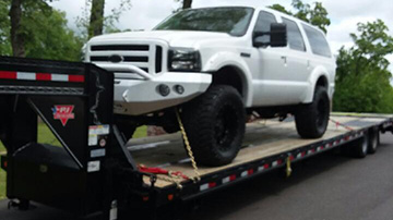 Shipping Ford Trucks & Vans