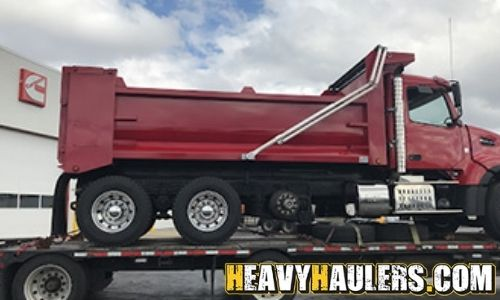 Caterpillar 769C Articulated Dump truck