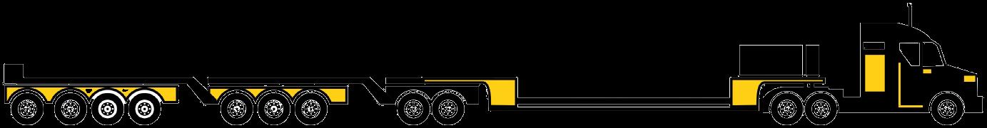 12 axle trailer