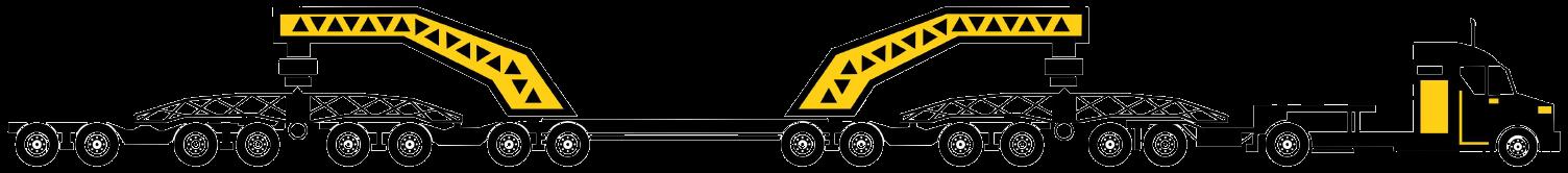 15 axle trailer