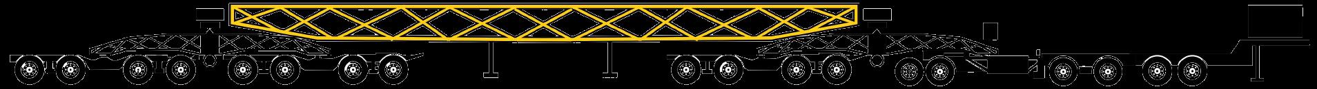18 axle trailer