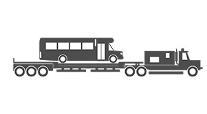 Passenger Bus Illustration