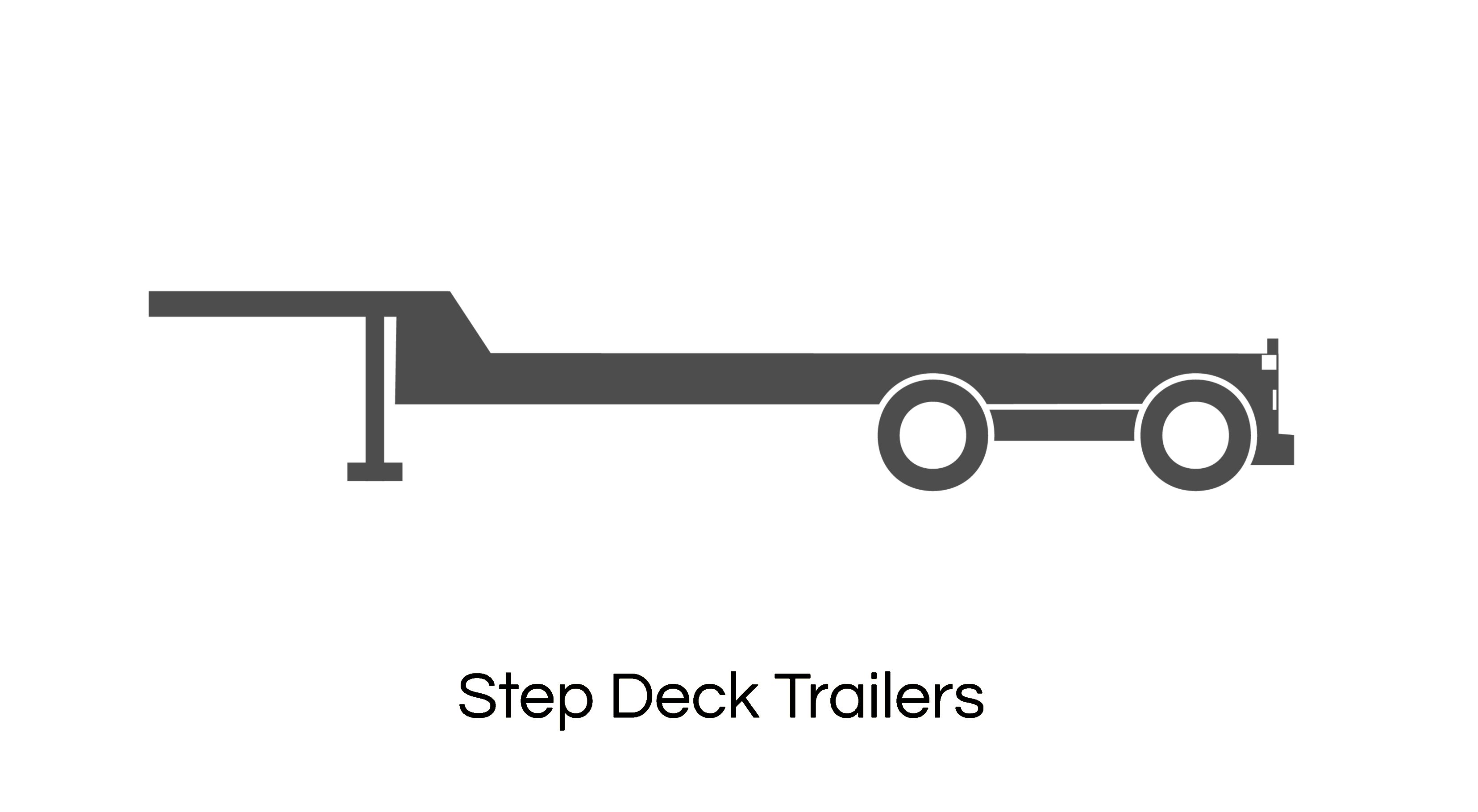 Step Deck Illustration