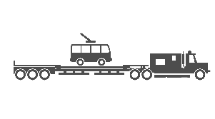 Trolley Illustration