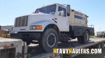 Truck transport in Georgia