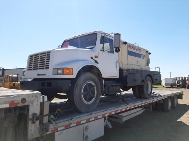 Shipping a truck in Georgia