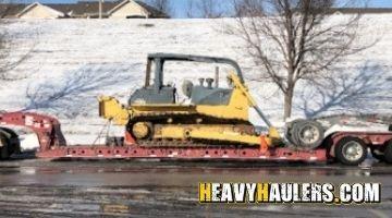 Nevada dozer transport