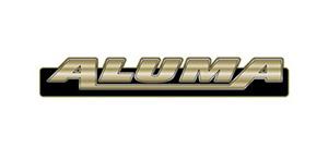 Aluma trailer logo