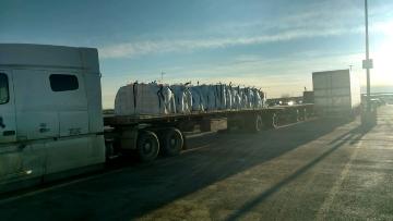 Item transport in South Dakota