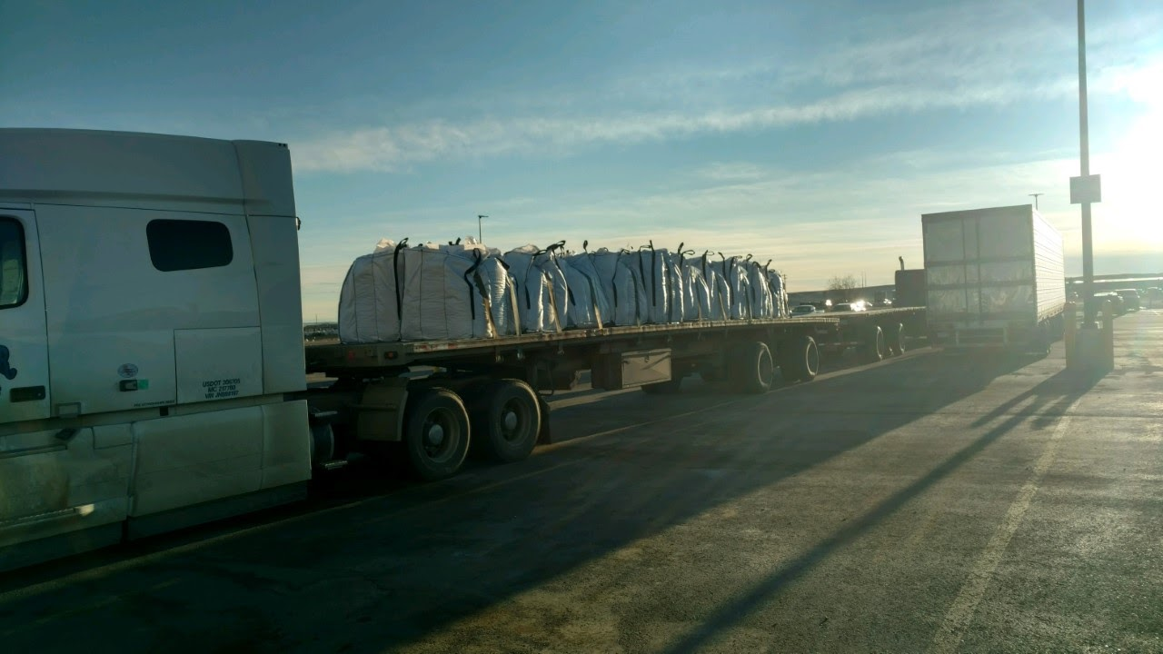 Shipping items in South Dakota