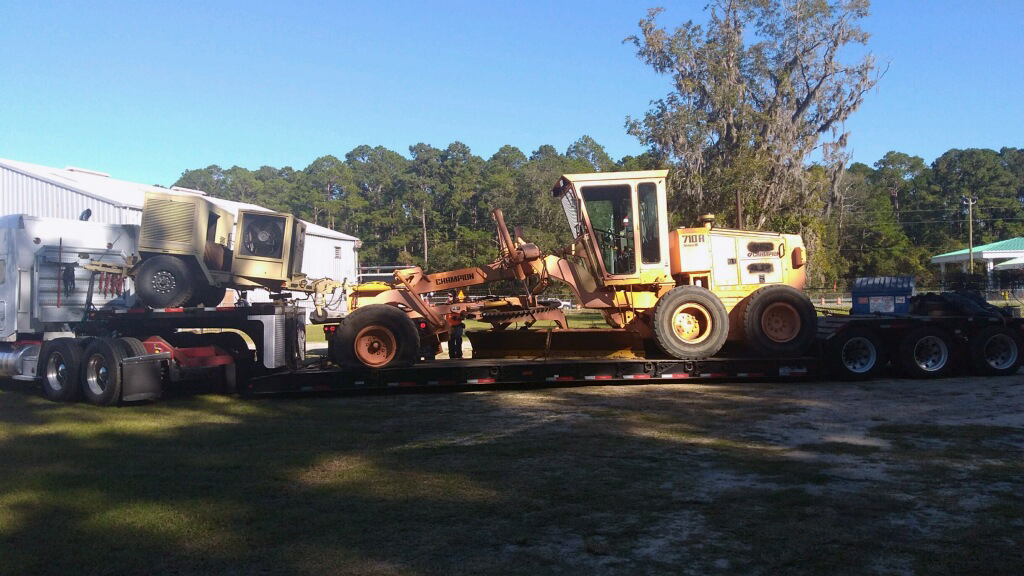 Motor Graders Transport Services Heavy Haulers 800