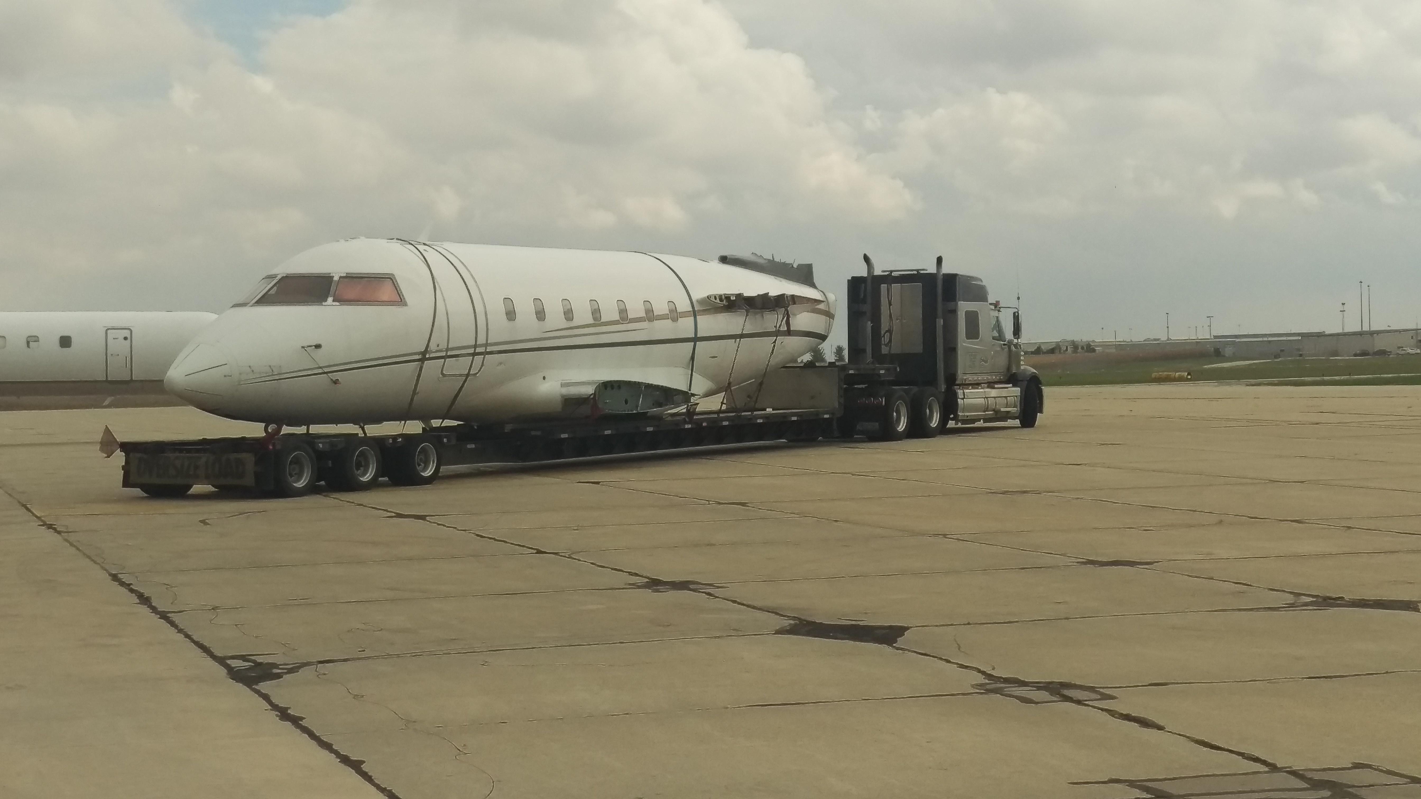 Plane Tranportation Service