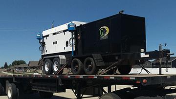 Generator Transportation