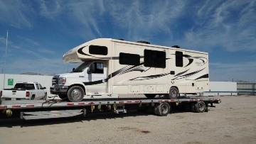 RV transport in Kansas