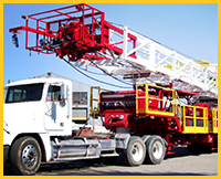 Drilling Equipment Transport