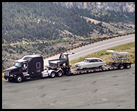 Less Than Truckload (LTL) Hauling