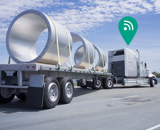 Heavy Haulers Load Tracking Service