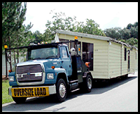 Mobile Home Transport Services | Heavy Haulers!