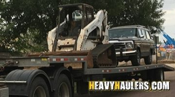 Shipping a Skid Steer from Washington